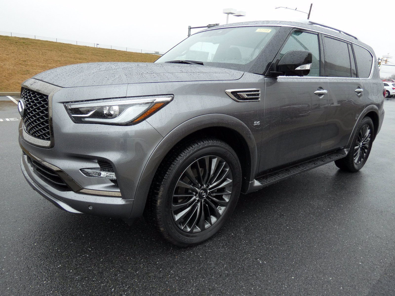 new 2020 infiniti qx80 luxe 4wd suv in allentown #37754
