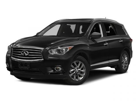 Pre-Owned 2015 INFINITI QX60 4DR AWD