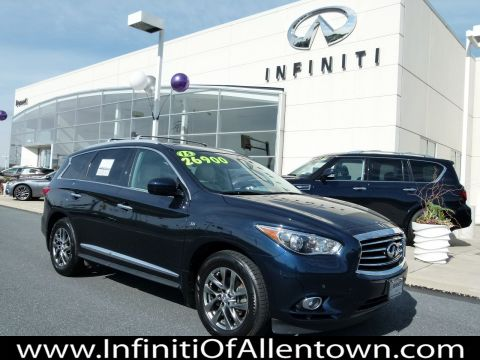 Certified Pre-Owned 2015 INFINITI QX60 4DR AWD