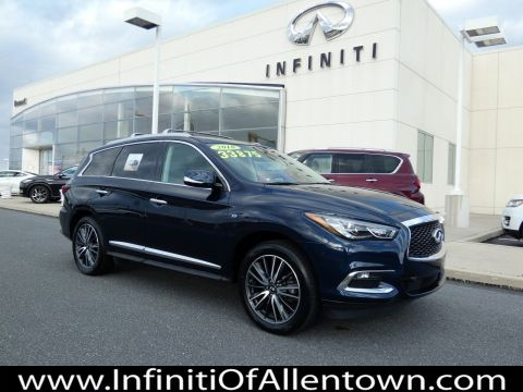 Pre-Owned 2018 INFINITI QX60 4DR AWD