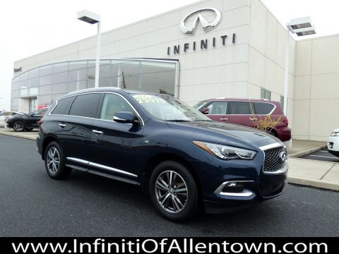 Pre-Owned 2017 INFINITI QX60 4DR AWD