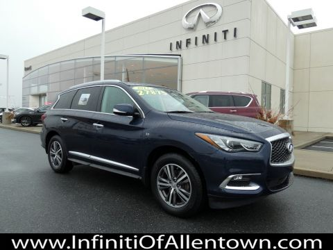 Certified Pre-Owned 2017 INFINITI QX60 4DR AWD