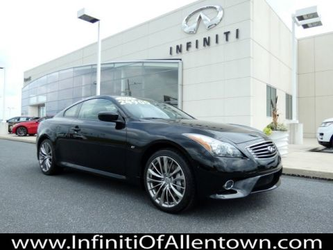 Certified Pre-Owned 2014 INFINITI Q60 Coupe 2DR AWD