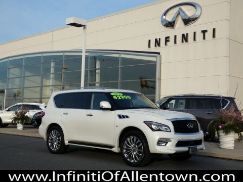 Pre-Owned 2016 INFINITI QX80 4DR 4WD